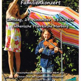 Playing in the Rain – Familienkonzert