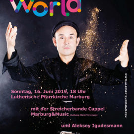 Strings Of The World mit A. Igudesman